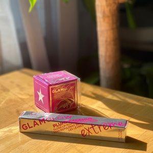 Glowglow   NIB Lip Balm & Plumping Gloss Bundle